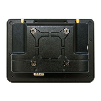 8″ RISC-based Panel PC_back