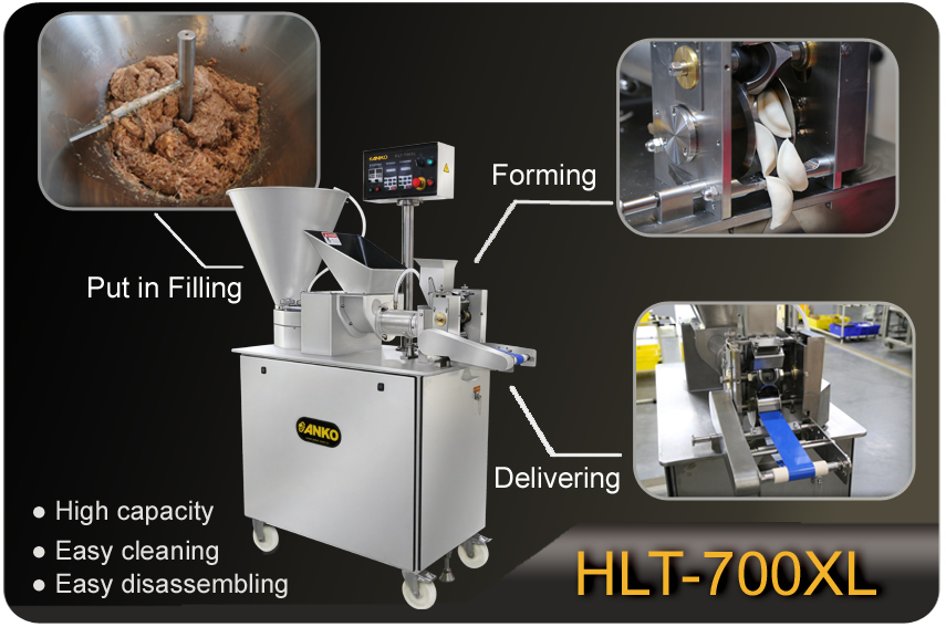 ANKO Food Machine Details - HLT-700XL