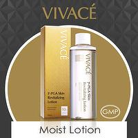 VIVACE γ-PGA Skin Care Cosmetics Lotion Plastic Bottle 200ml