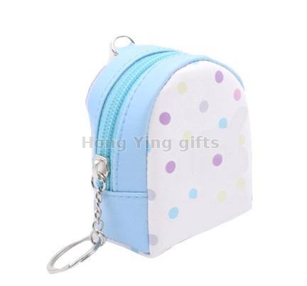 custom printed small coin purse