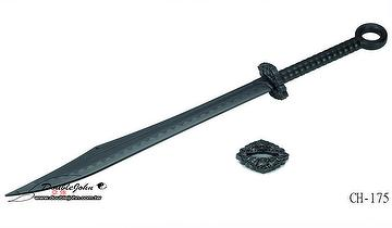 Taiwan CH-175,PP sword,Polypropylene,Chinese sword,Fighting Broad