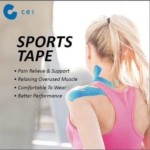 Best Muscle Kinesiology Sport Tape