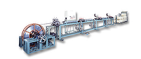 Wire band making machine