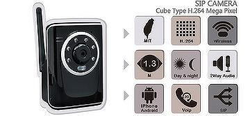 Luminary SIP IP Camera