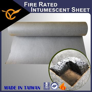 Fire Resistant Intumescent Sheet