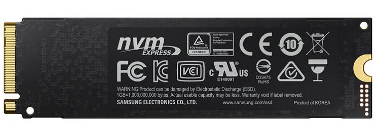 Taiwan Samsung 970 Evo Ssd 1tb M 2 2280 Nvme Pcie 3 0 Tlc 1tb
