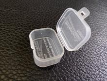 Plastic box mold Earphone SD Card Bag