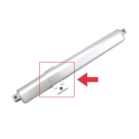 For install on the body of KST-A02 linear actuator