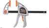 ONE-HAND ALUMI CLAMP,tools clamp tool,