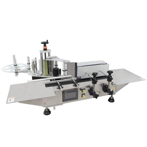 Tabletop Round Bottle Labeling Machine LR110