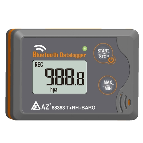 Bluetooth 4.0 Humidity and Temperature Data logger