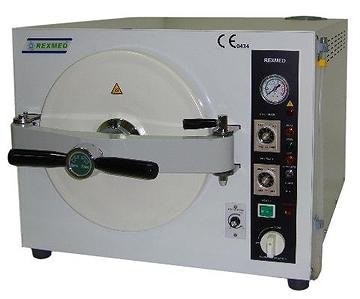 Table Type N Class Autoclave Sterilizer REXMED RAU-330