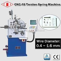 CNC-16 Machinery for Torsion Springs
