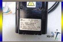 TOSHIBA VELCONIC BS SERVO MOTOR 400W 3000 RPM VLBST-Z04030-U