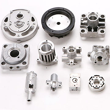Aluminum Die Cast Cylinder Head and Tube