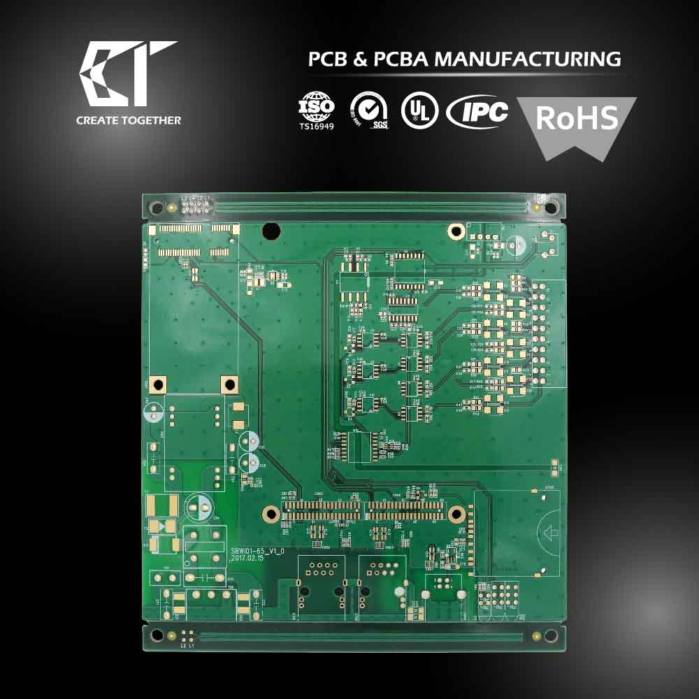Taiwan Oem Customized Pcb Circuit Board Boards Assembly Components With High Quality Buy Pcba