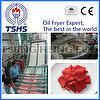 Hot Sale Continuous Professional Fresh Fish Shred Line