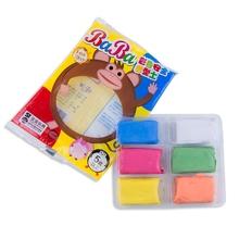 6 Colors  Arcilla Seca Al Aire