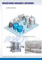 Taiwan Mineral Water Bottling Factory Turn Key Machine