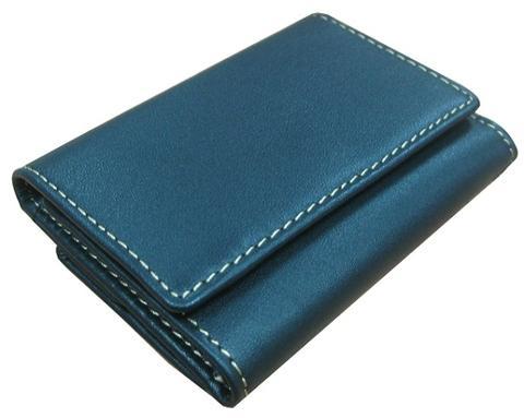 Folded Slim Coin Wallet