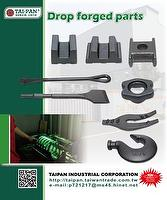 Drop forged parts
