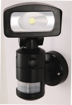 Auto Tracking Light with Camera, SD card recording & Audio