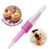 Double Function Needle Felting Tool