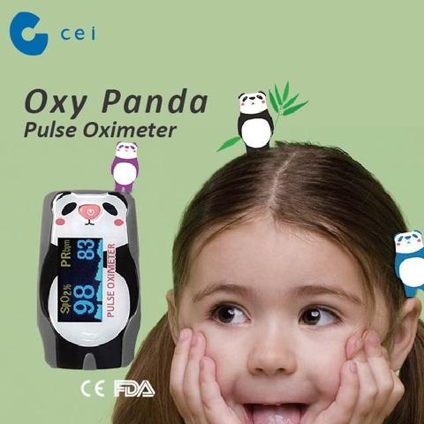 Pediatrician Recommend Neonatal Care Pulse Oximeter