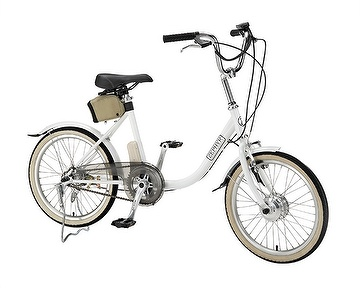 "20"" City Electric Bike"