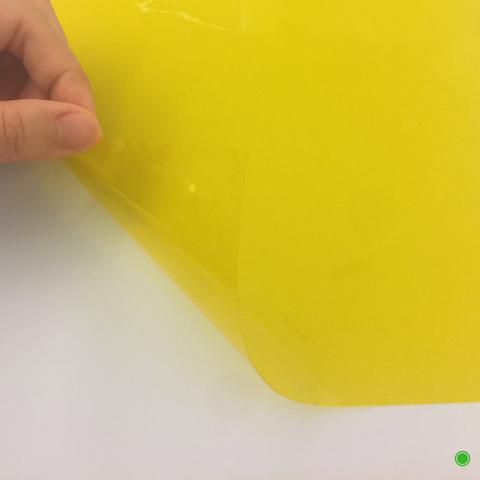 Taiwan Vinyl PVC Sheet - Color Transparent   Taiwantrade.com