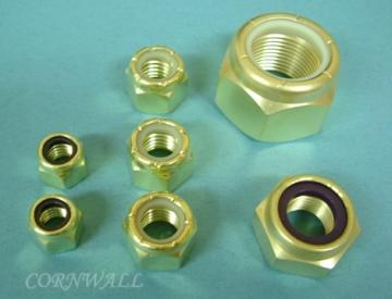 Hex Nylon Nut