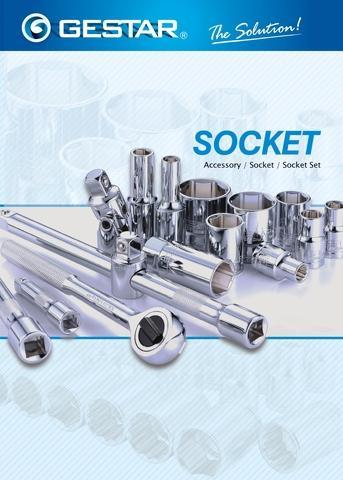 High Quality CrV Socket