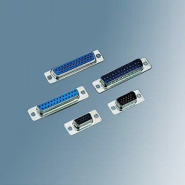 R7300 Series_D-Sub Connector Solder Type
