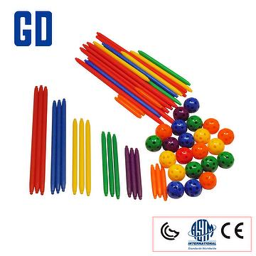 Vertex ball and rods 330pcs