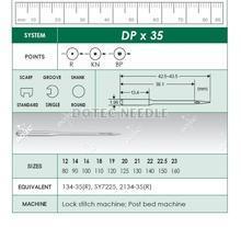 Lock Stitch Machine / Post Bed Machine Needle