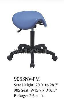 SADDLE PLASTIC FRAME CHAIR + WHOLESALER