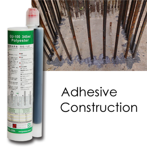 Taiwan polyester resin glue, concrete anchor bolt, chemical