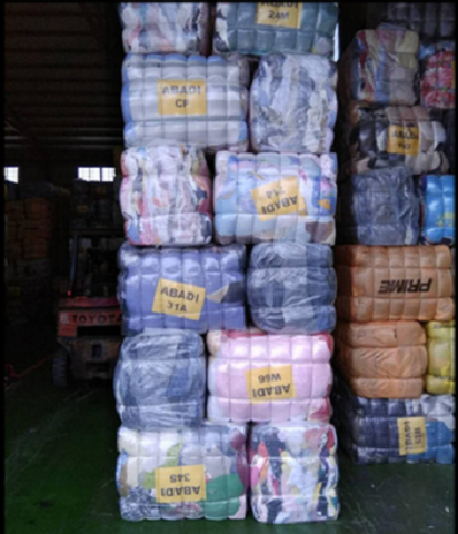 used clothing wholesale for west Africa
