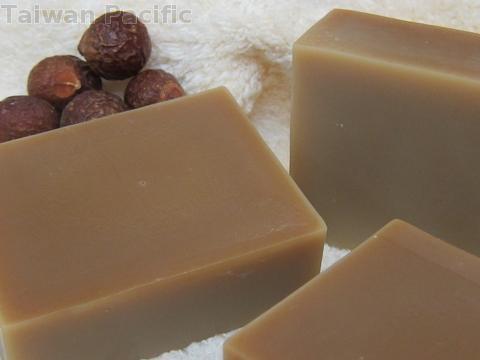 soap-nut tree handmade soap- pine tar soap