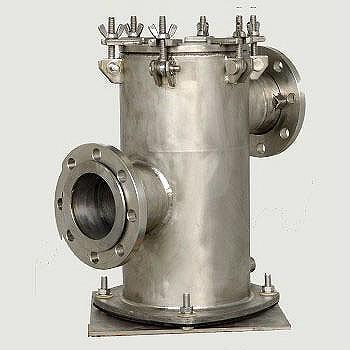 Taiwan Titanium Seawater Strainer Manufacturer | PERFECT