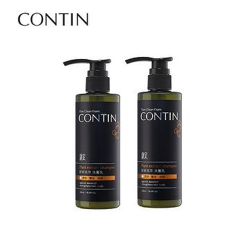 CONTIN ENZYME PLANT EXTRACT SHAMPOO (300ml*2)