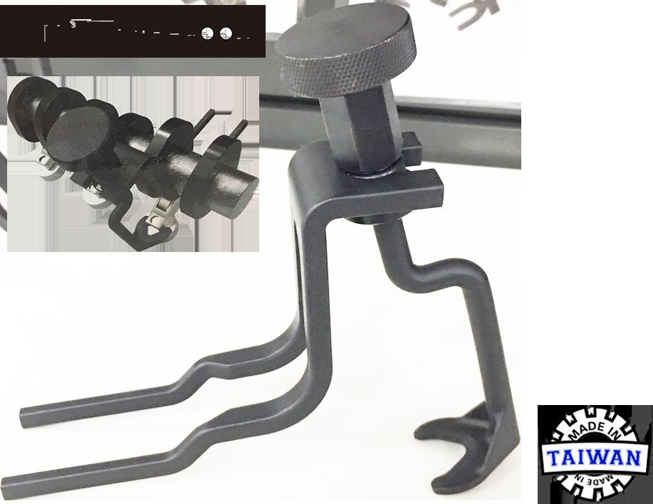 6684 Valve Spring Compressor Tool For 3-Valve Ford 4.6L 5.4L 6.8L V8 Engines