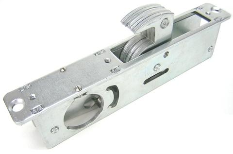 Taiwan 24 6mm backset Narrow stile Door Lock for aluminum