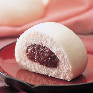 RED BEAN BUN/VEGE/frozen food/delicious/DESSERT