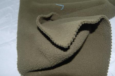 Polar Fleece with anti-pilling