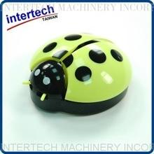 Yellow Ladybug Car Air Freshner