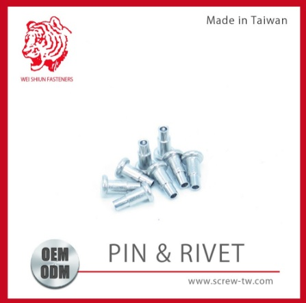 Taiwan Hollow Dowel Pin Stainless Steel 304 316 | Taiwantrade