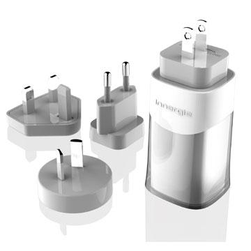 PowerGear ICE- 65-watt Universal Laptop Travel Adapter with Interchangeable Plugs