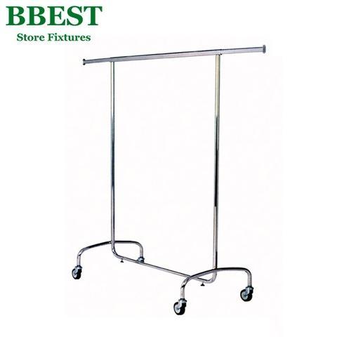 Metal Pipe Clothing Rack | BBEST