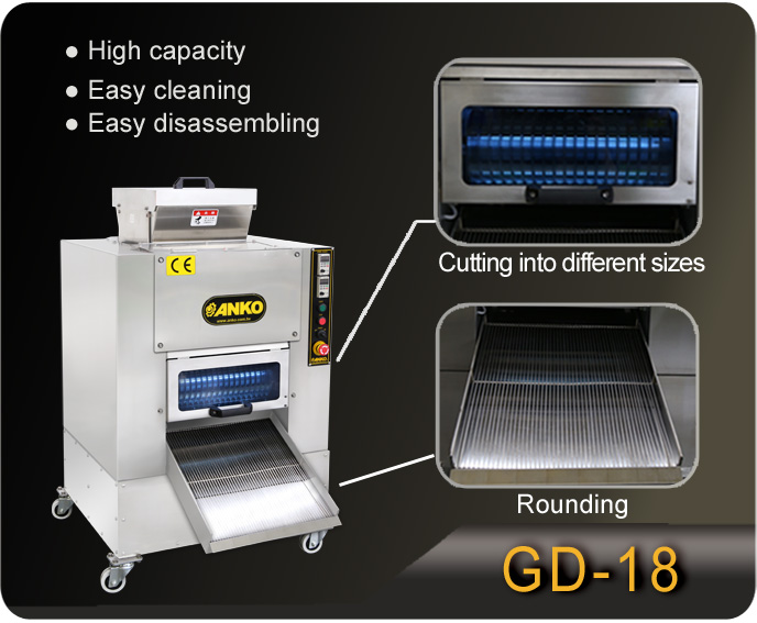 ANKO Food Machine Details - GD-18